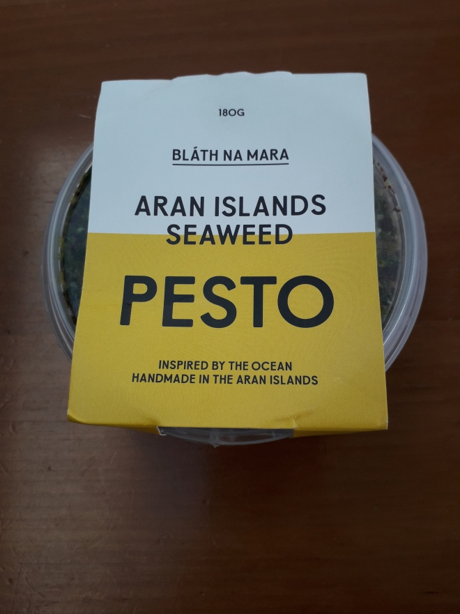 Aran Islands Pesto