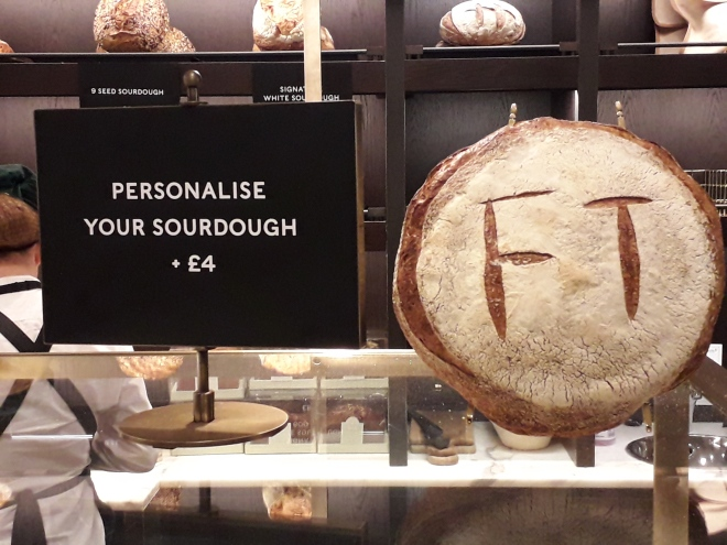 Personalised Sourdough